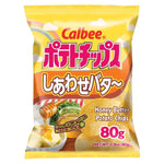 Calbee Honey Butter Potato Chips