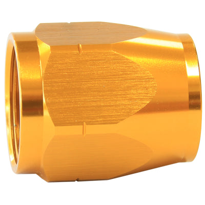 GOLD HOSE END SOCKET  CUTTER STYLE FITTINGS ONLY