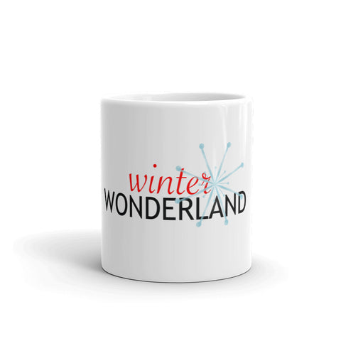 Winter Wonderland! Mug