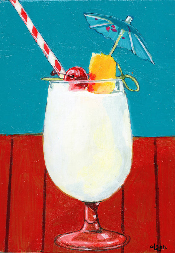 If you like Pina Coladas