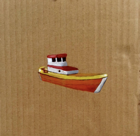 Toy Cruiser Boat