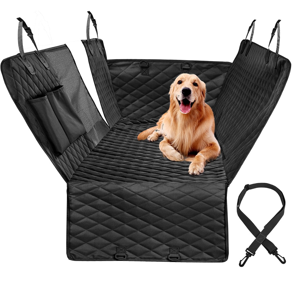 Dog Car Hammock Cushion Protector