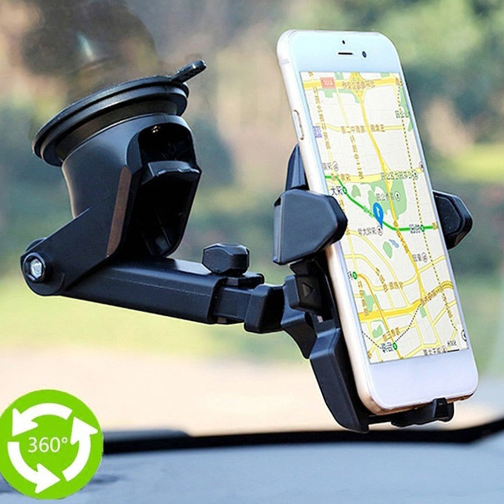 Universal Smartphone Car Mount Holder