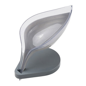 LUXURY™ LEAF SHAPE DETACHABLE SOAP BOX