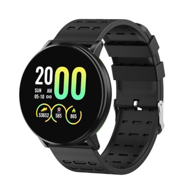 Bluetooth Pressure Smartwatch