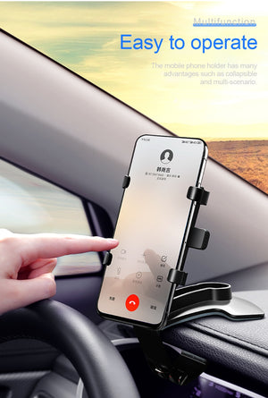 Dashboard Holder For Mobile Phone