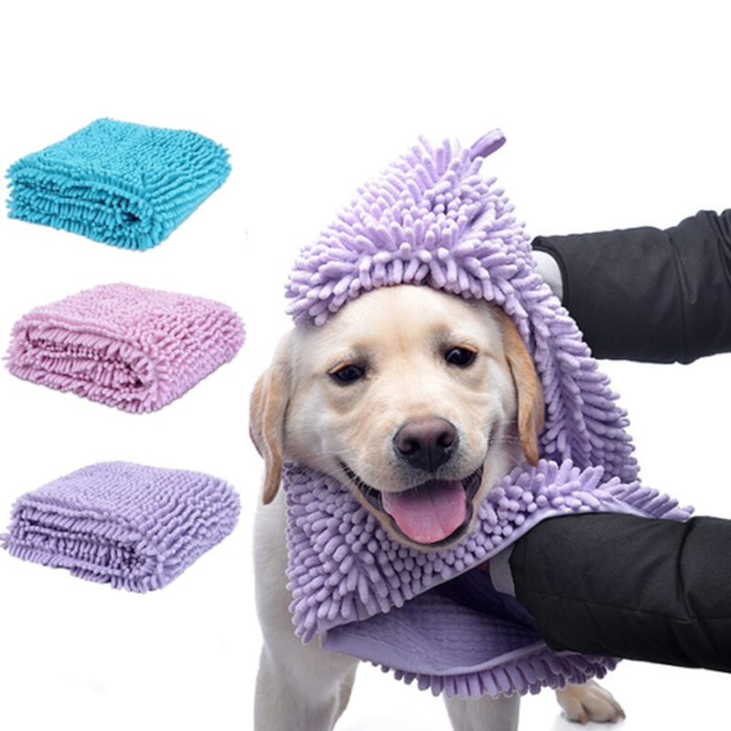 Super Absorbent Pet Bath Towels