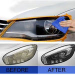 Headlight Renewal Polish