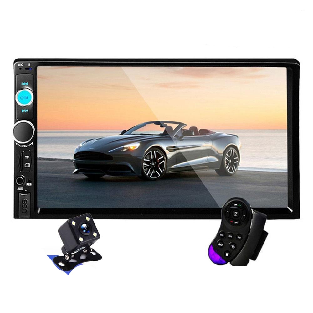 Auto audio Car Stereo USB Camera