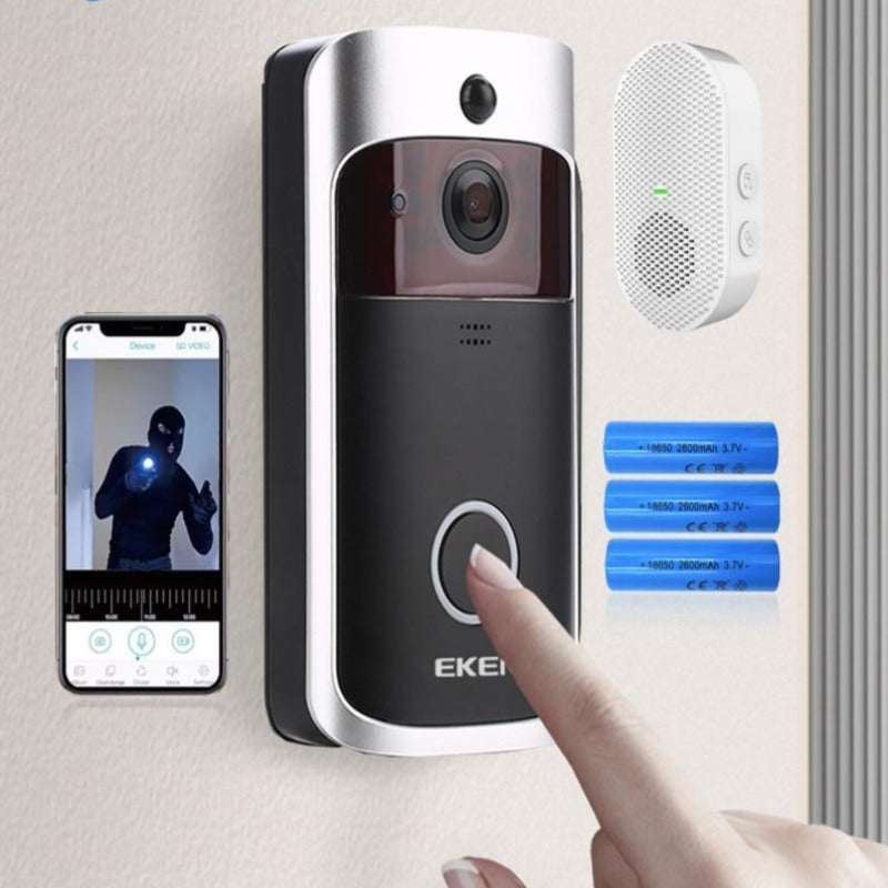 Door Alarm Wireless Security Cameras