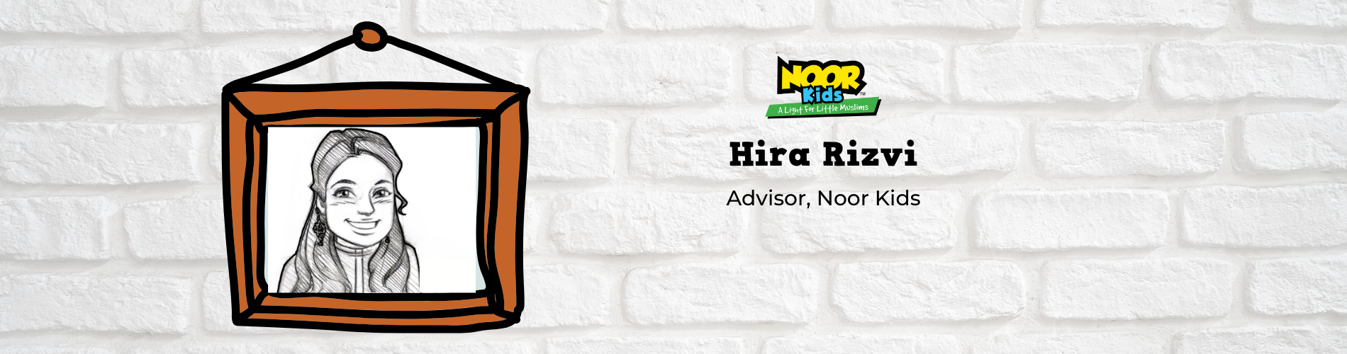 Meet Hira Rizvi, Advisor, Noor Kids