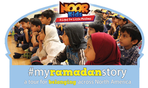 Hiring: #MyRamadanStory Story Curator & Roadtripper *Time-Sensitive*