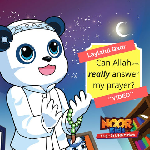 Laylatul Qadr: Can Allah really answer my prayer? [VIDEO]