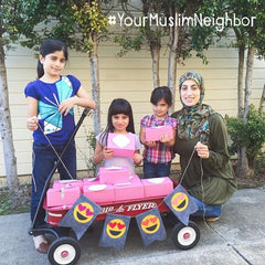 Little Life of Mine #YourMuslimNeighbor