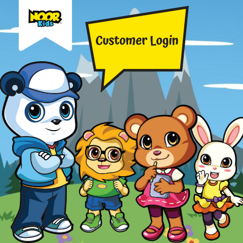 Noor Kids Customer Login
