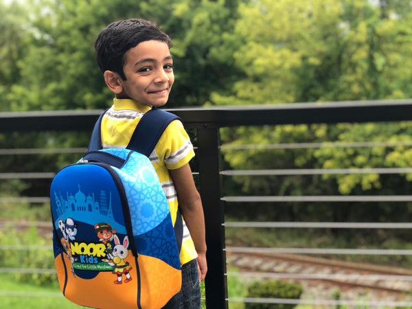 Noor Kids Backpack