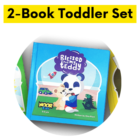2-book Toddler Set