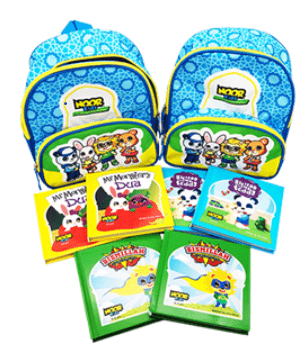 Board Book Bundle (Double)