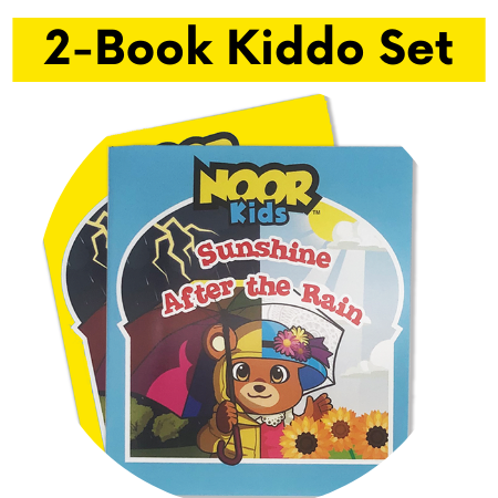 2-book Kiddo Set