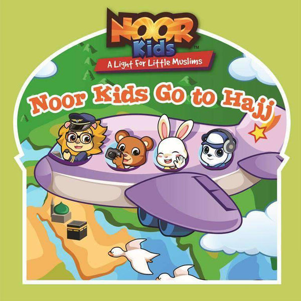 Noor Kids go to Hajj