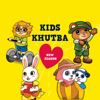 New Season- Kids Khutba