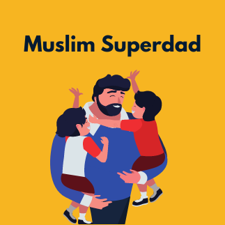 Muslim Superdad_Noor Kids