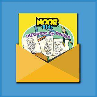 Noor Kids Muslim Children's books for 4-9 years old