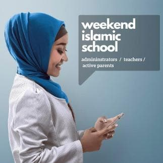Weekend Islamic School