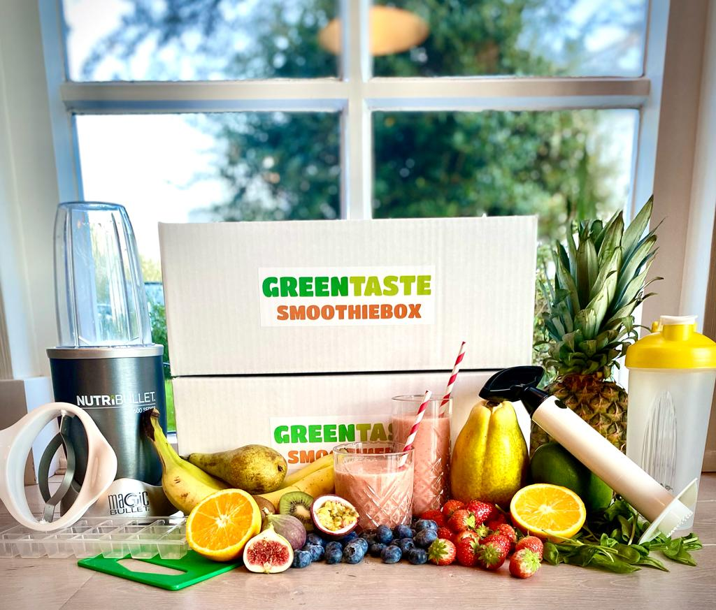 GreenTaste StartersBox