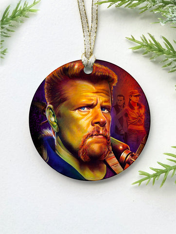 Abraham Ornament