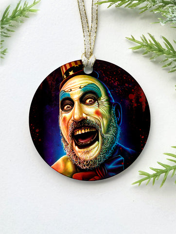 Captain Spaulding Ornament