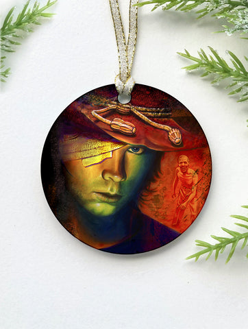Carl Grimes Ornament