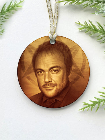 Crowley Ornament
