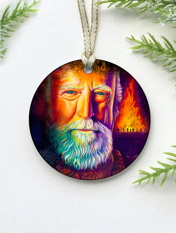 Hershel Ornament