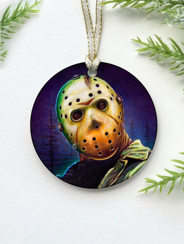 Jason Ornament