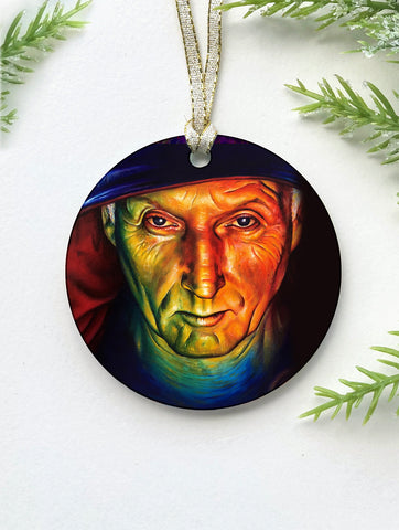 Jigsaw Ornament