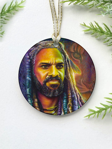 King Ezekiel Ornament