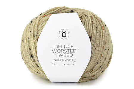 Deluxe Tweed Superwash