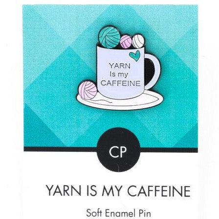 Yarn is My Caffeine