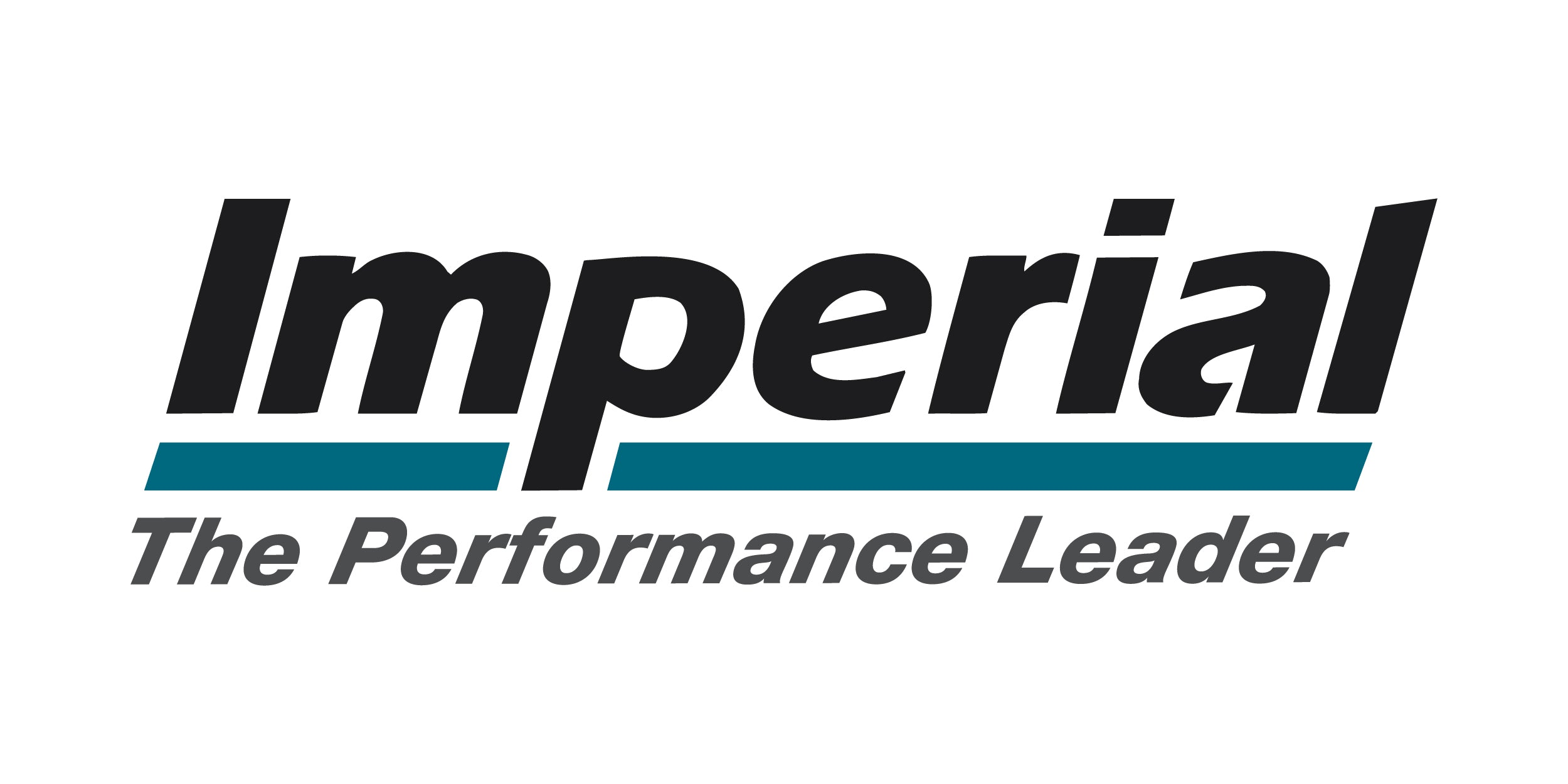 Imperial - The Performance Leader Logo