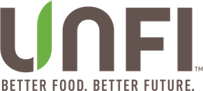 Unfi - Better Food. Better Future Logo