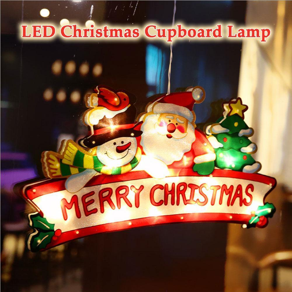 LED Christmas Cupboard Lamp