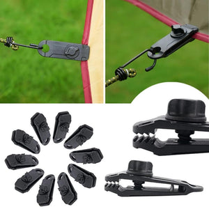 Reusable Heavy Duty Lock Grip Camping Clips