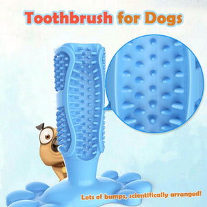 Bite Resistant Dog Toothbrush