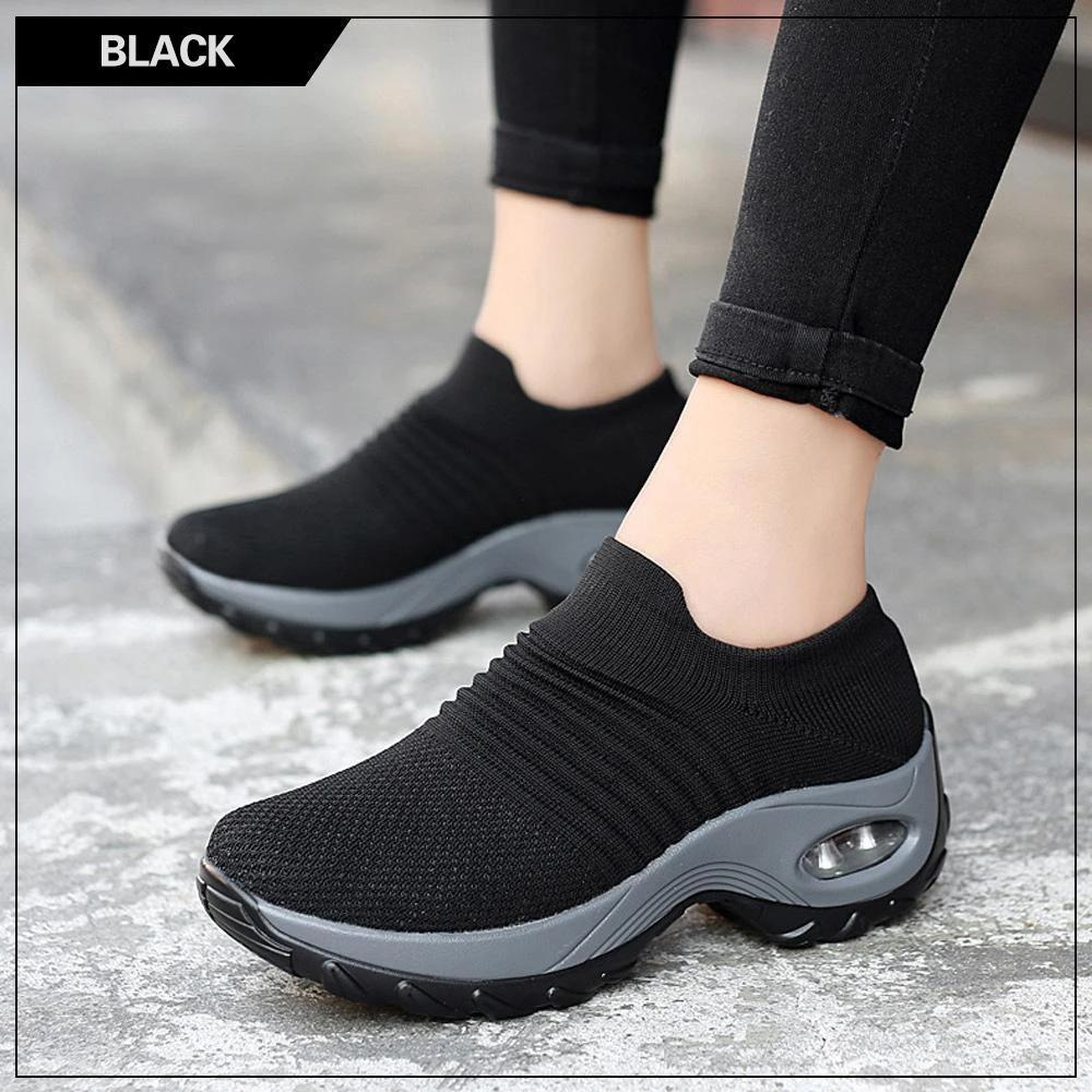 Breathable Air Cushion Shoes Super Soft Outdoor Shoes