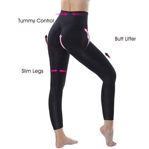 Slim Leg Yoga Pants