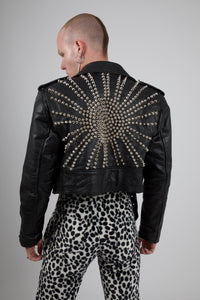 RISING SUN VICTORY (Vintage Leather Jacket)