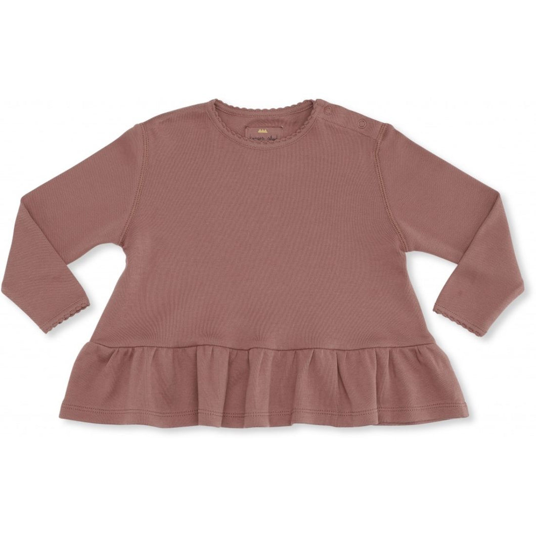 Konges sløjd KS 1265 Ebi Frill Blouse ruben rose