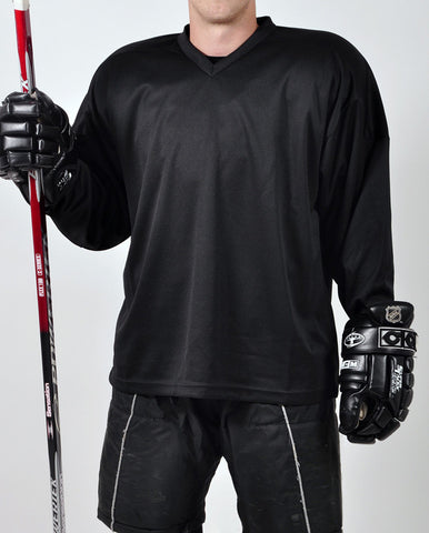 Firstar PPJ-R Rink Hockey Jersey (Black)