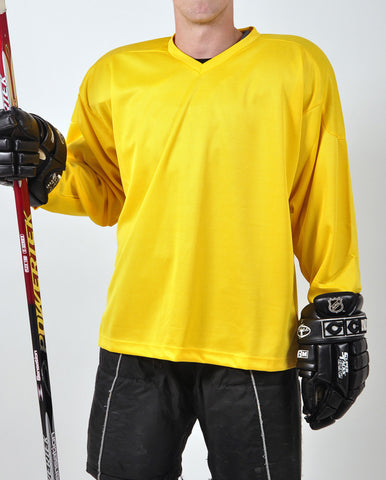 Firstar PPJ-1 Rink Hockey Jersey (Gold)